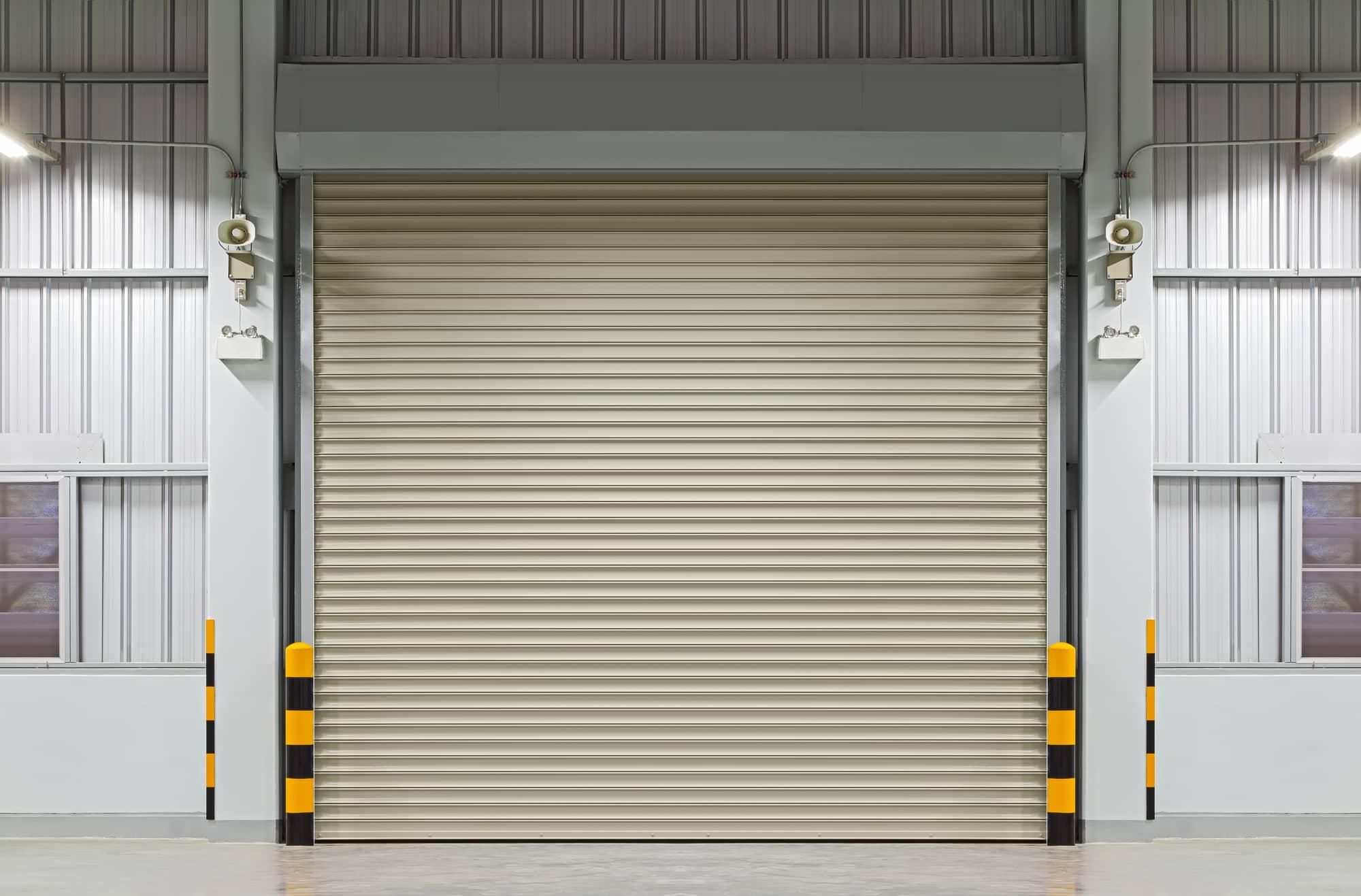 Insulated Roll Up Steel Doors Canuck Door Systems