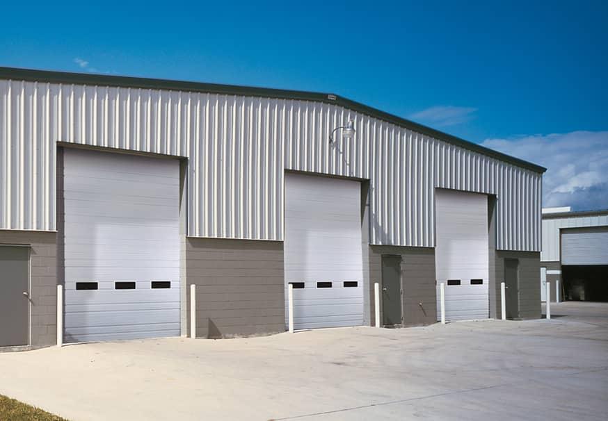 Commercial Sectional Overhead Doors