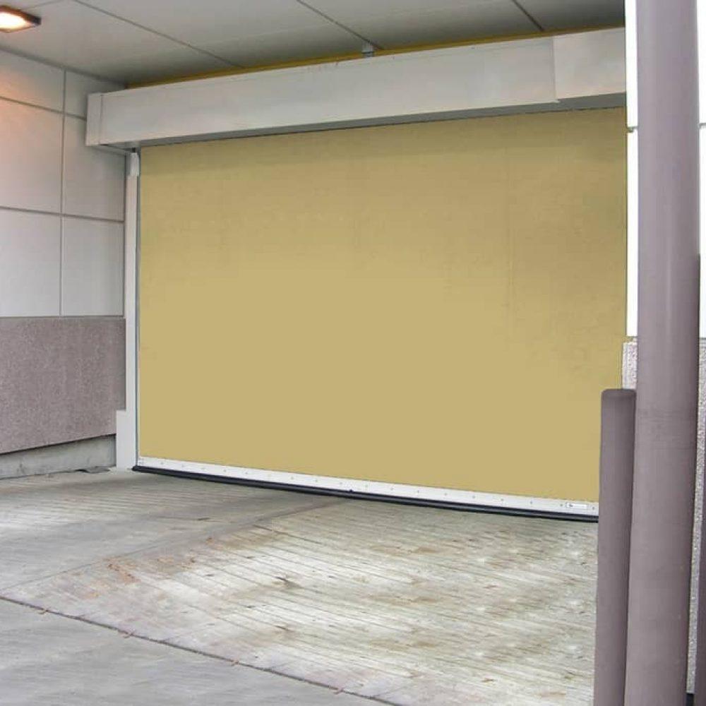 High Speed Exterior Rubber Door