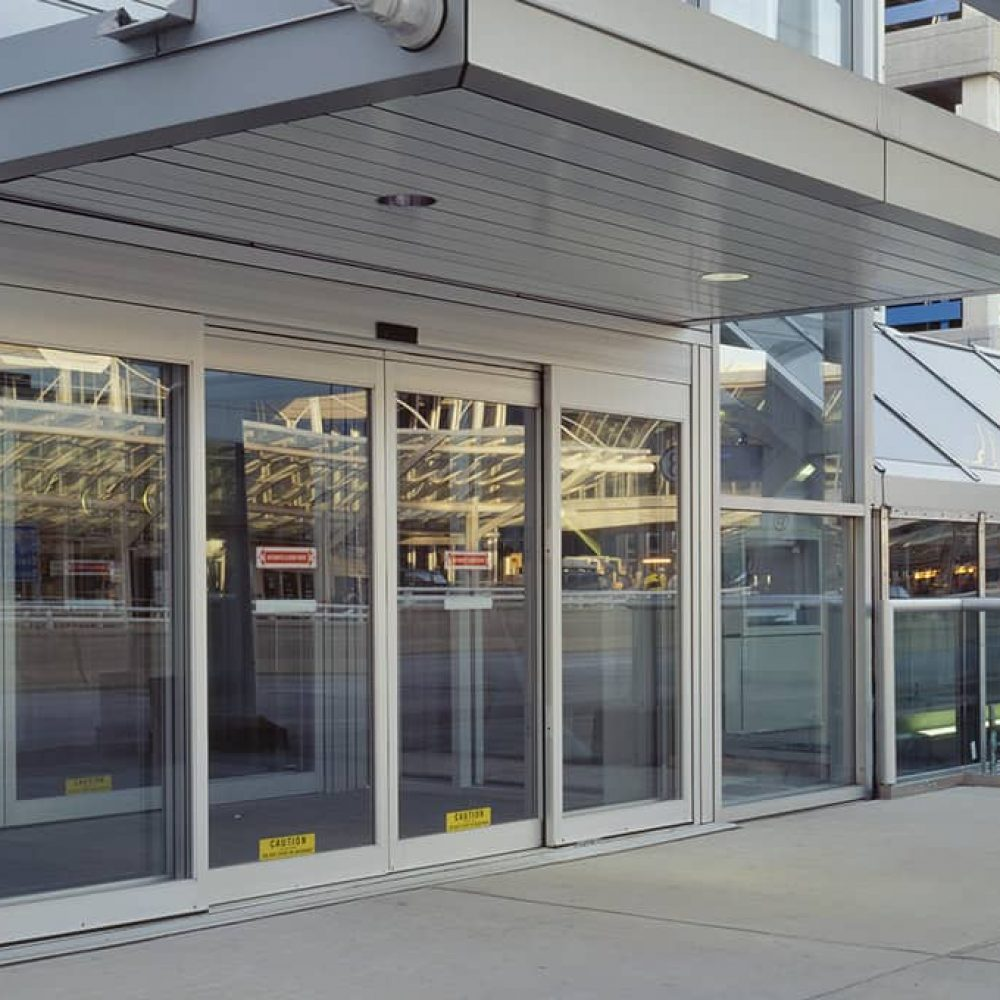 Automatic glass aluminium sliding doors canuck door systems automatic glass aluminium sliding doors planetlyrics Image collections