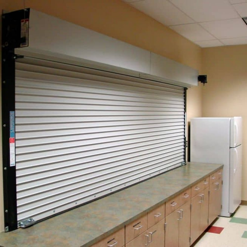 Rolling Fire Counter Shutter