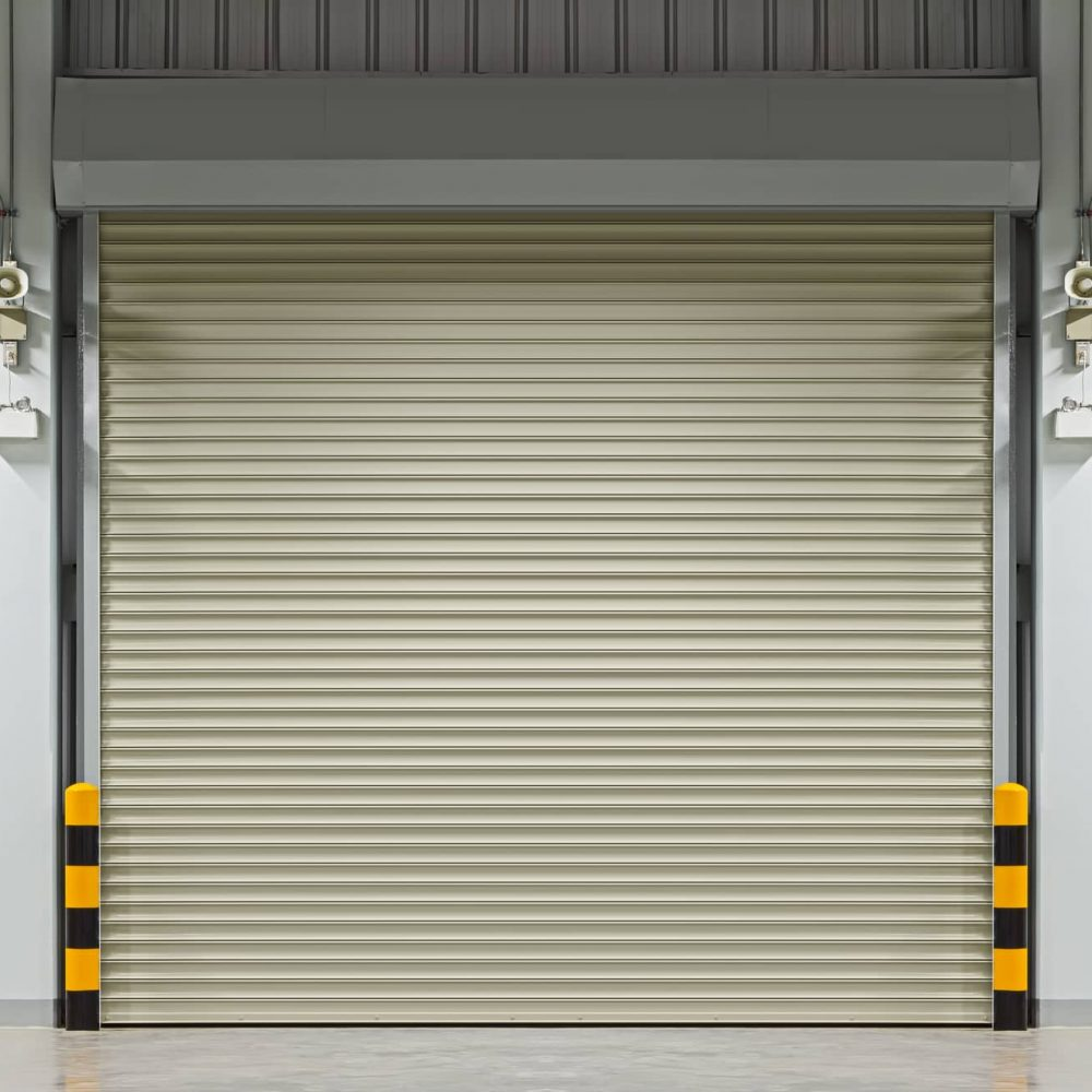 roll up steel doors