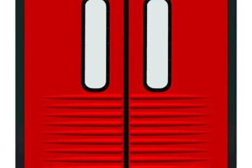 commercial and industrial traffic door