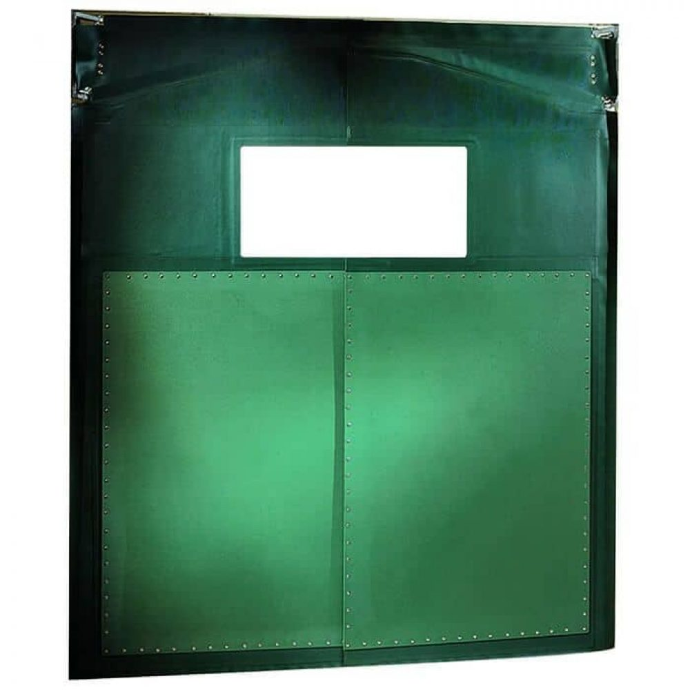 Vinyl Coated Nylon Flexible Traffic Door