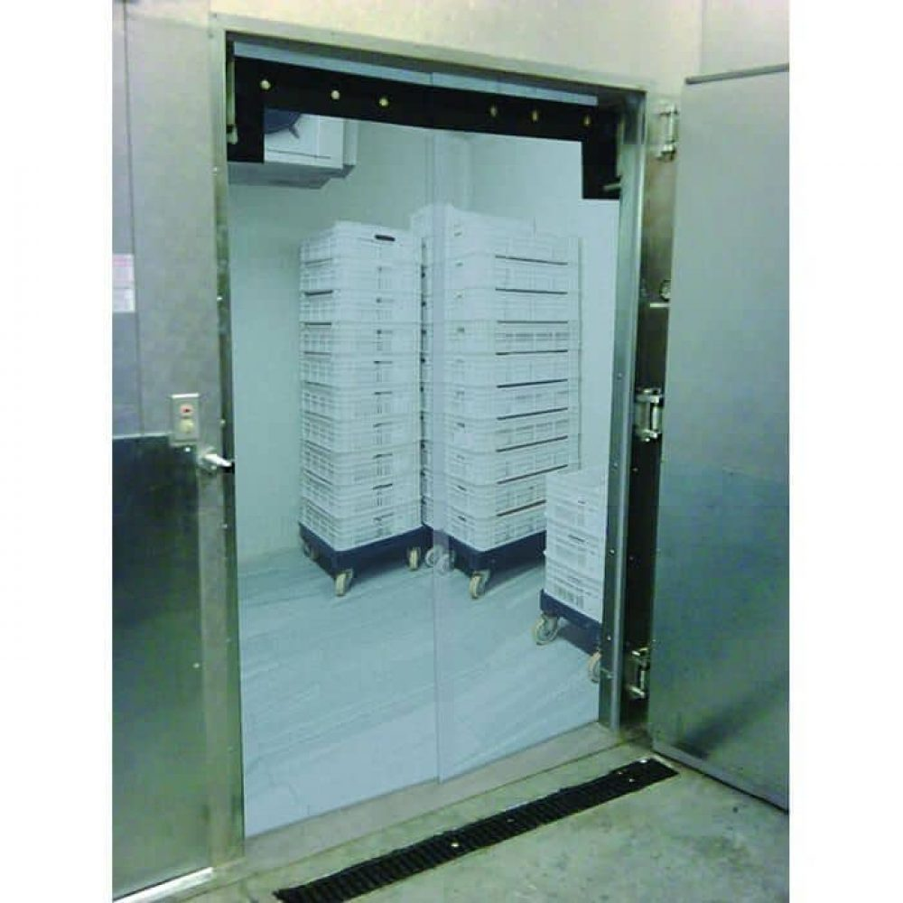 Vinyl PVC Flexible Traffic Door