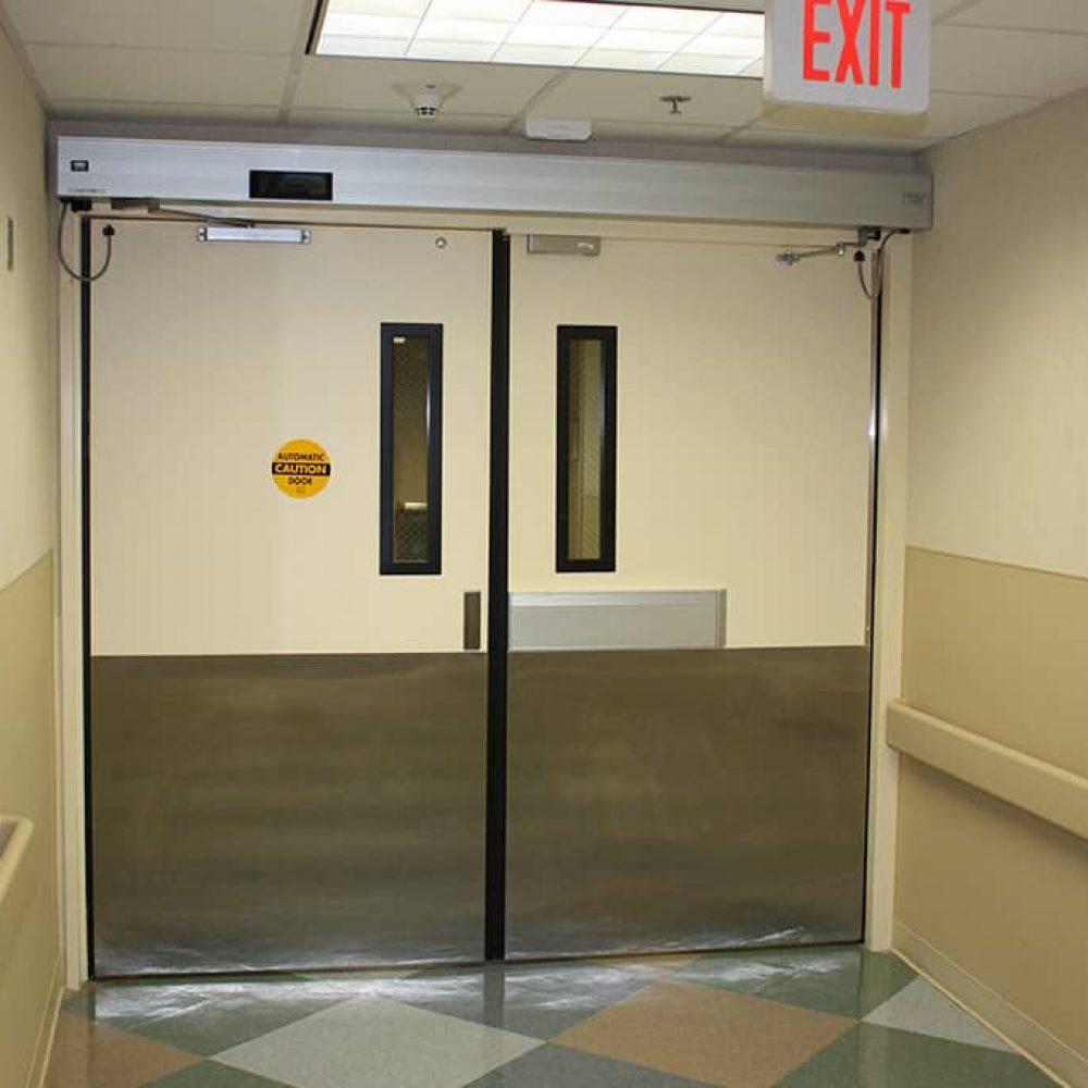 surface mounted door operator