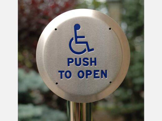 handicap door operator
