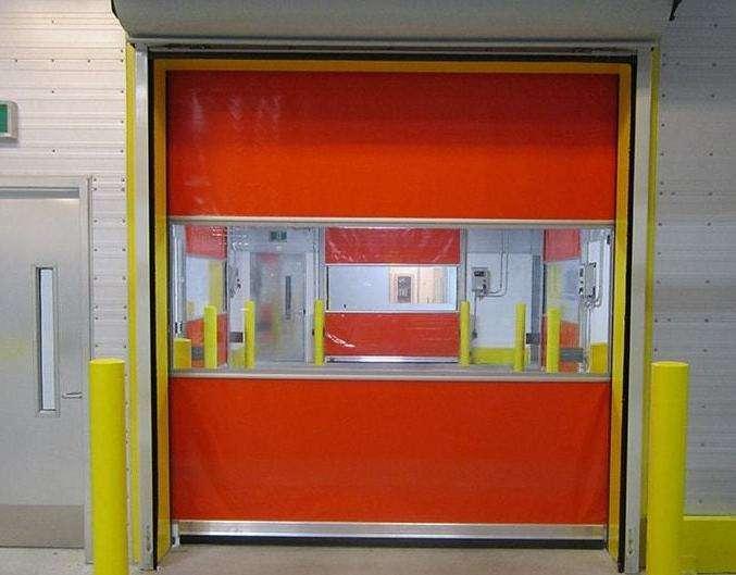High Speed Fabric Doors Canuck Door Systems Co