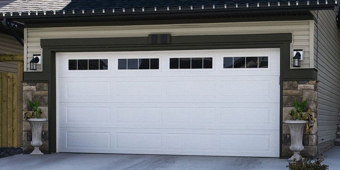 Raised Panel Insulated Garage Doors Canuck Door Systems