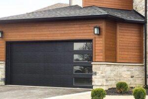 Insulated Steel Garage Doors