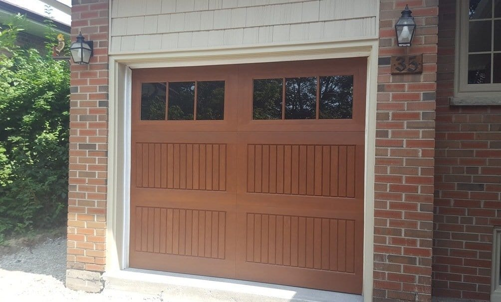 Fiberglass Garage Doors Canuck Door Systems Co