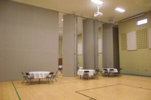 Electric Operable Walls