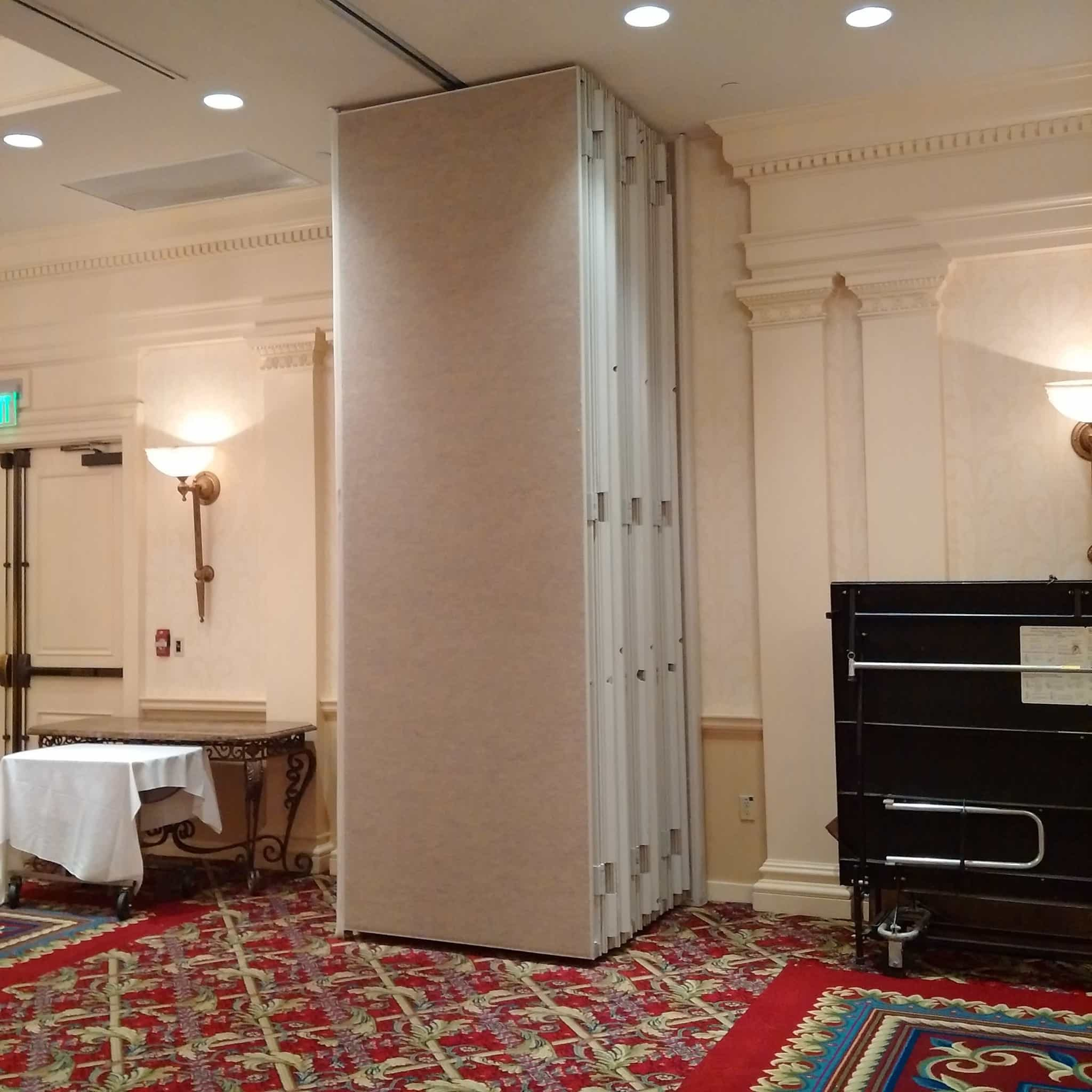 Operable And Movable Walls Canuck Door Systems Co
