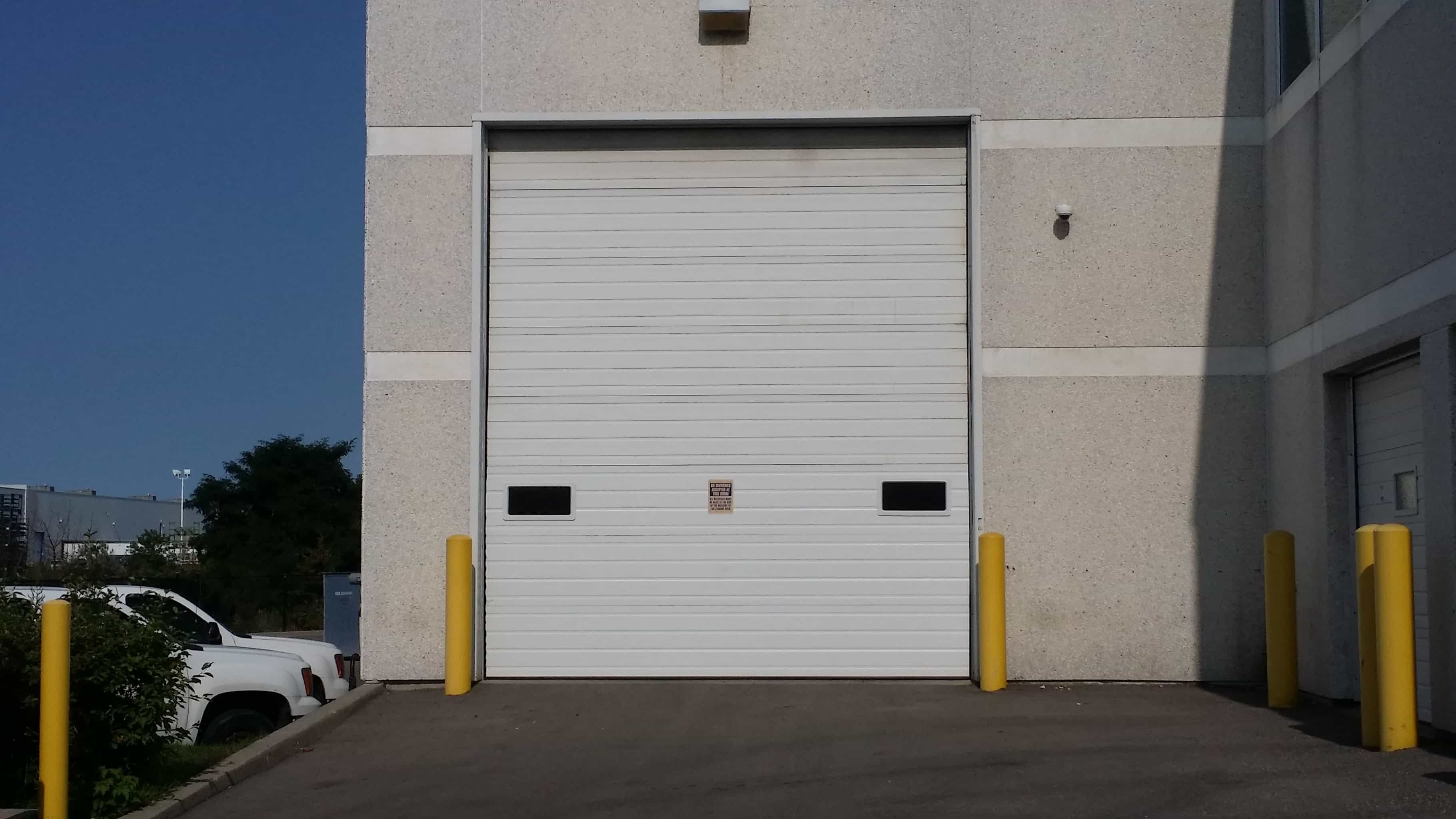 Insulated Overhead Sectional Door Canuck Door Systems