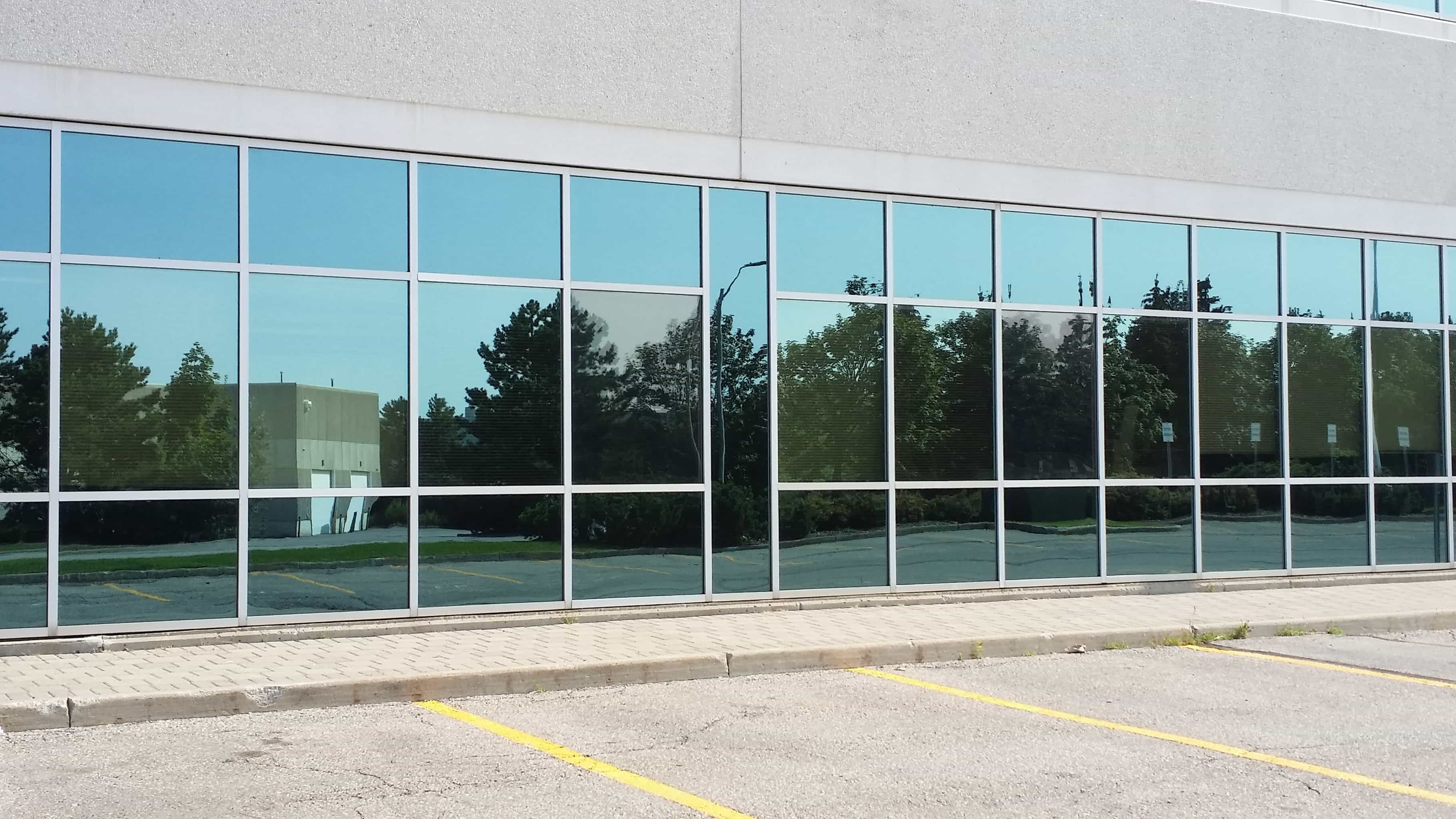 Fixed Glass Aluminum Windows Canuck Door Systems Co