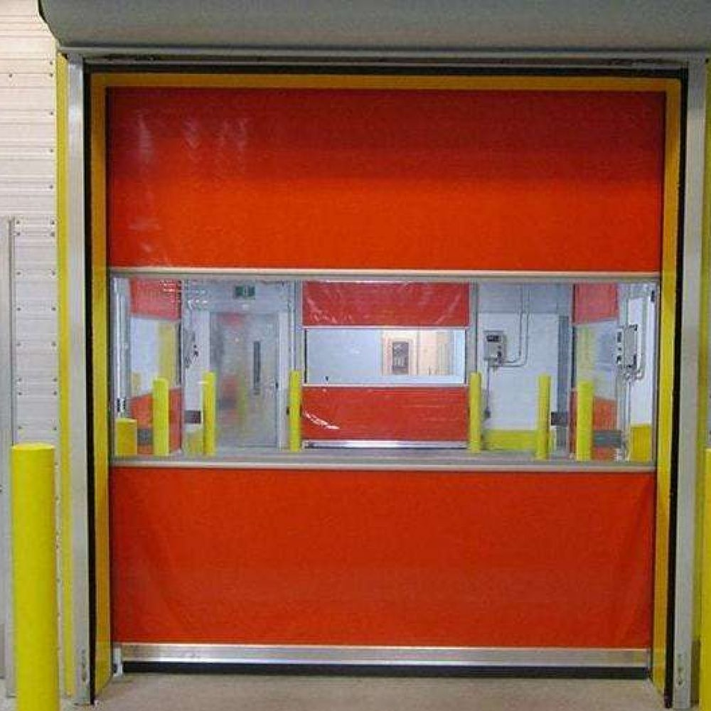High Speed Fabric Doors & High Speed Fabric Doors | Canuck Door Systems Co.