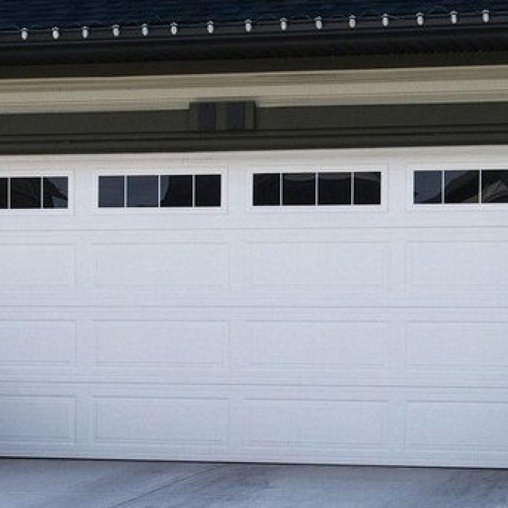 Raised Panel Insulated Garage Doors Canuck Door Systems