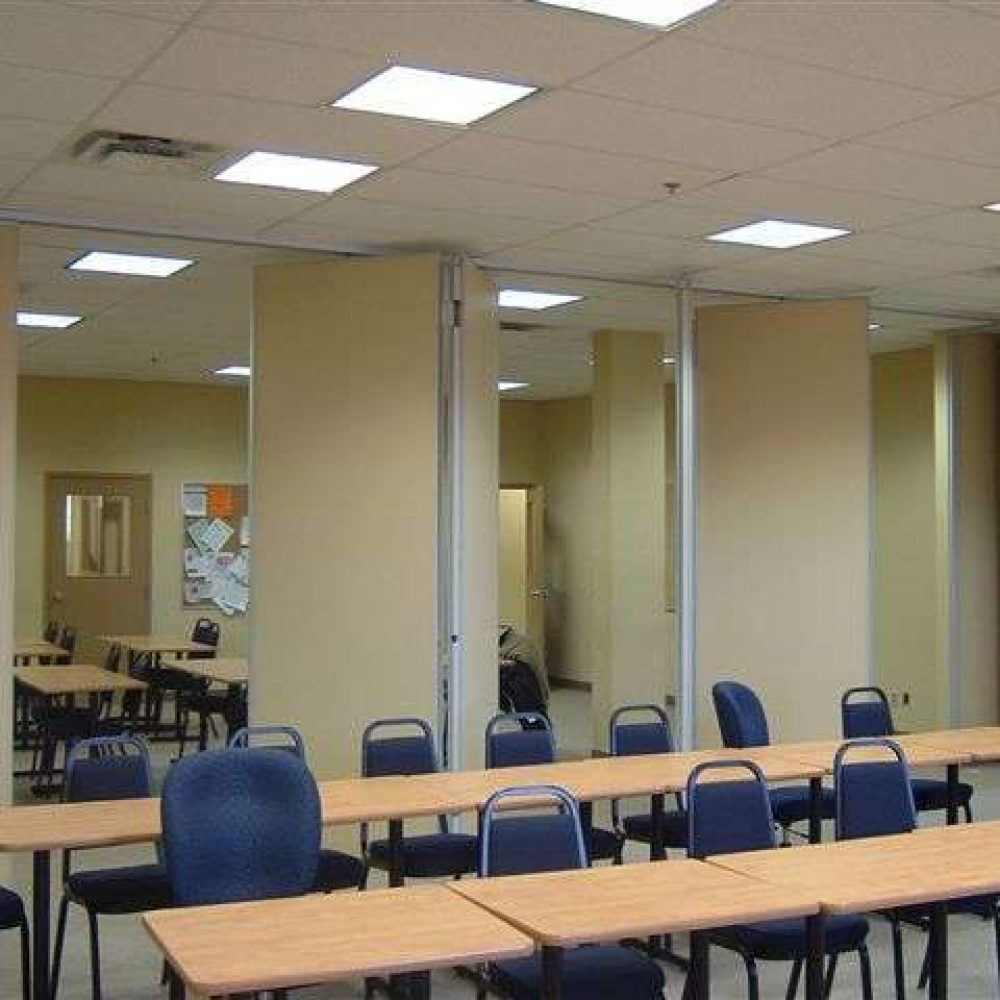 Operable and Movable Walls