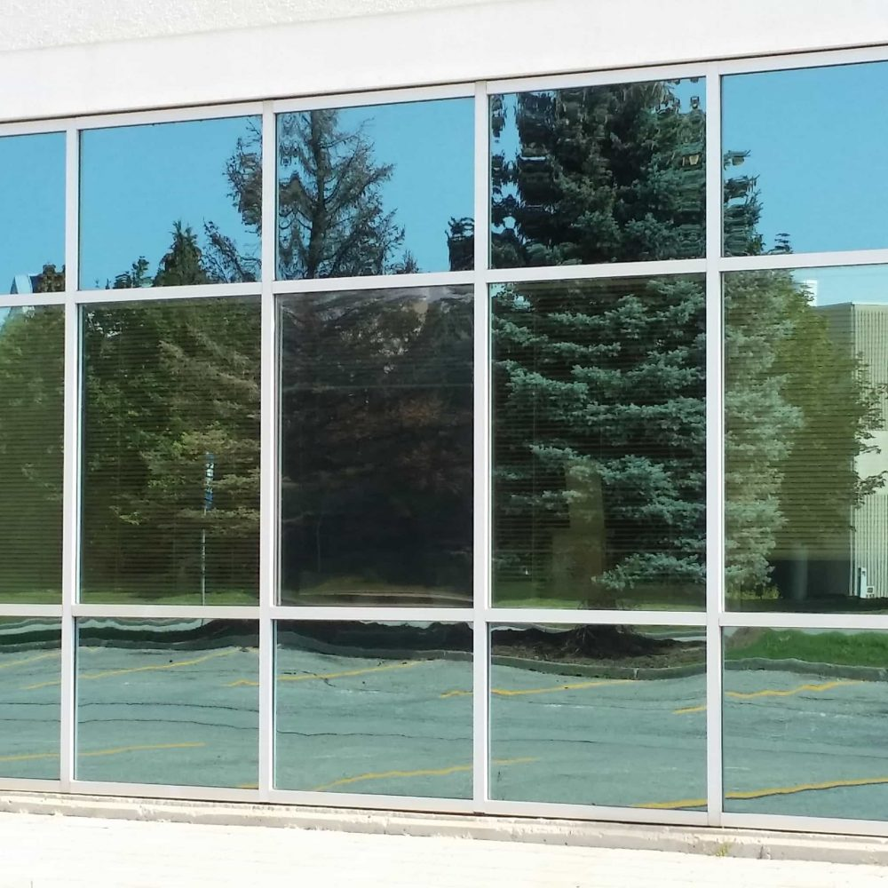 aluminum storefront framing