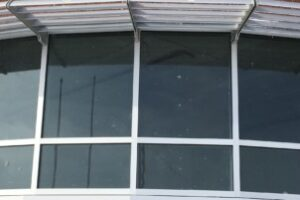 Fixed Glass Aluminum Windows