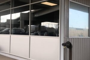 Fixed Glass Aluminum Windows