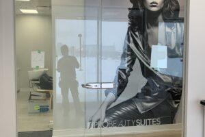 Interior Swinging Frameless Glass Doors
