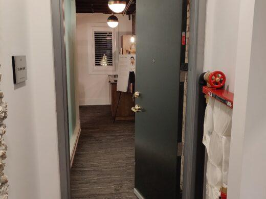 Wood Painted Doors