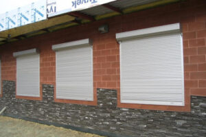 Commercial Rolling Security Shutters