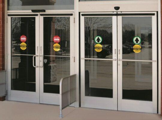 Full Energy Power Door Operator