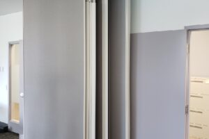 Paired Panel Operable Walls