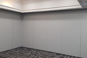 Single Panel Operable Walls