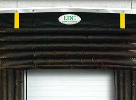 Inflatable Loading Dock Shelters