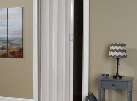 residential accordion doors