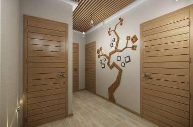 Wood Interior Veneer Door & Commercial Wood Interior Doors   Canuck Door Systems Co.